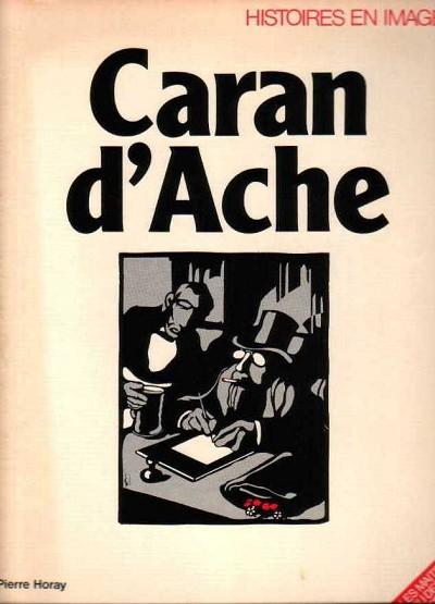 Couverture de (AUT) Caran d'Ache - Histoire en images