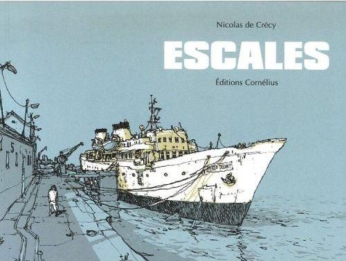 Couverture de (AUT) De Crécy -1- Escales