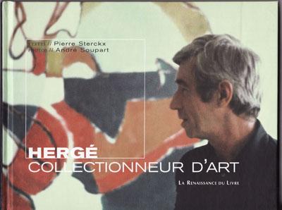Couverture de (AUT) Hergé -171- Hergé collectionneur d'art