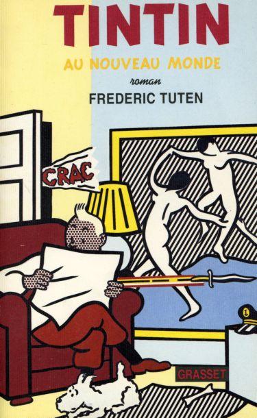 Couverture de (AUT) Hergé -169- Tintin au nouveau monde