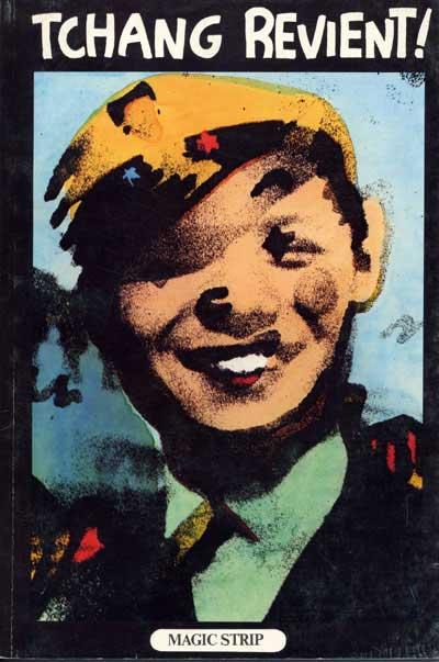 Couverture de (AUT) Hergé -159- Tchang revient !