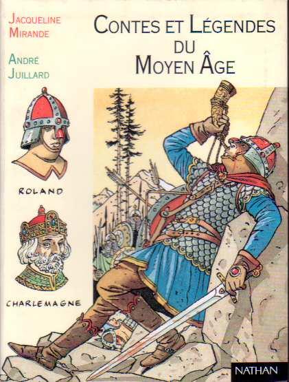 Couverture de (AUT) Juillard -22- Contes et Légendes du Moyen Âge