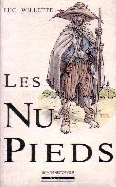 Couverture de (AUT) Juillard -29- Les Nu-Pieds