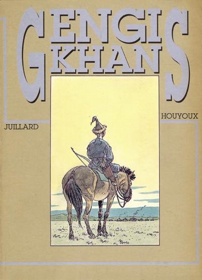 Couverture de (AUT) Juillard -39- Gengis khan