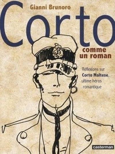 Couverture de (AUT) Pratt, Hugo -19- Corto, comme un roman