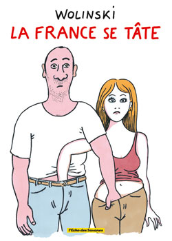 Couverture de (AUT) Wolinski -11- La France se tâte