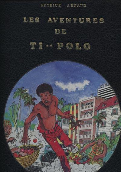Couverture de Les aventures de Ti Polo - Tome 1