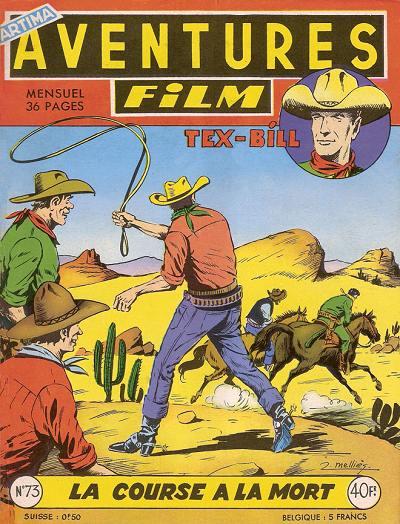 Aventures Film - divers numéros 73, 80 (5¤pièce)