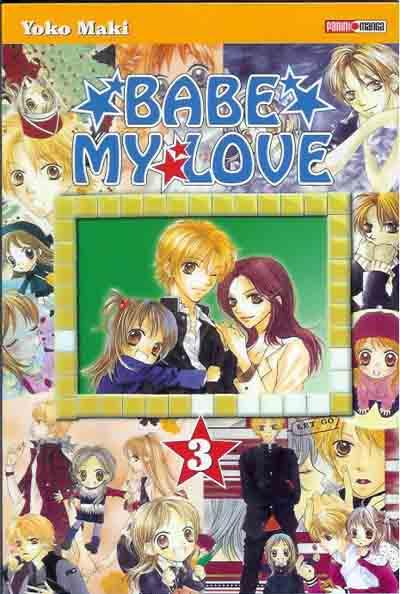 Couverture de Babe My Love -3- Tome 3