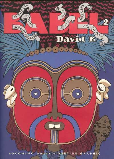 Babel (David B.) Intégrale 2 tomes CBR