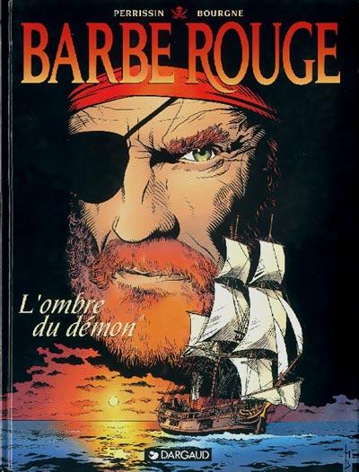 Couverture de Barbe-Rouge -32- L'ombre du démon