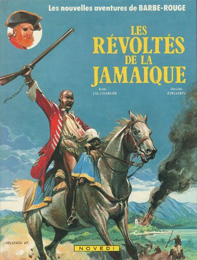 Couverture de Barbe-Rouge -25- Les révoltés de la Jamaïque