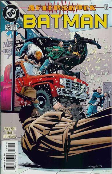Couverture de Batman Vol.1 (DC Comics - 1940) -559- Dead city