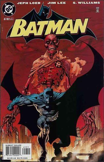 Couverture de Batman (1940) -618- Hush part 11 : the game