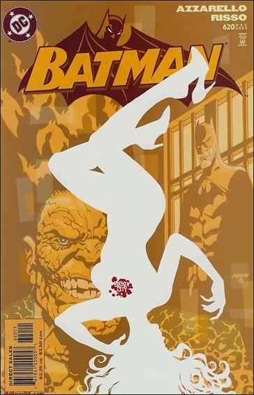 Couverture de Batman Vol.1 (DC Comics - 1940) -620- Broken city part 1