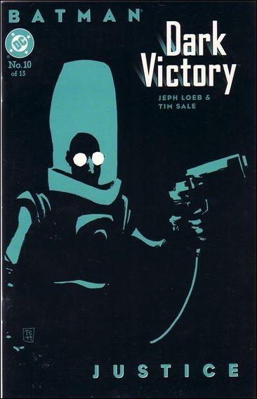 Couverture de Batman: Dark Victory (1999) -10- Justice