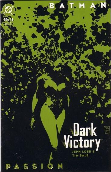 Couverture de Batman: Dark Victory (1999) -11- Passion