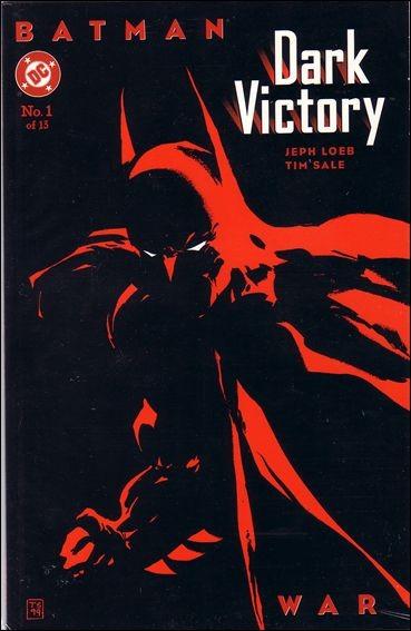 Couverture de Batman: Dark Victory (1999) -1- War