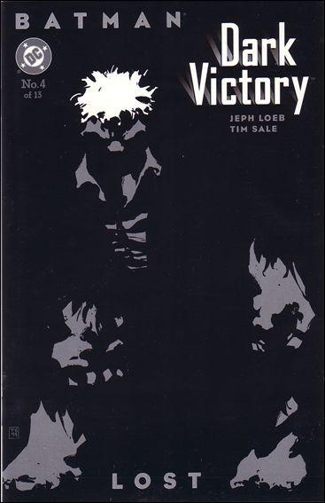 Couverture de Batman: Dark Victory (1999) -4- Lost