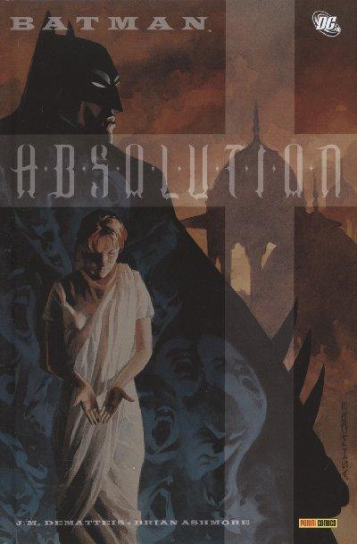Couverture de Batman : Absolution - Absolution