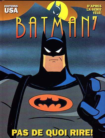 Batman dessin anim bd informations cotes - Dessins de batman ...