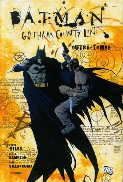 Couverture de Batman : Gotham County Line - Outre-tombe