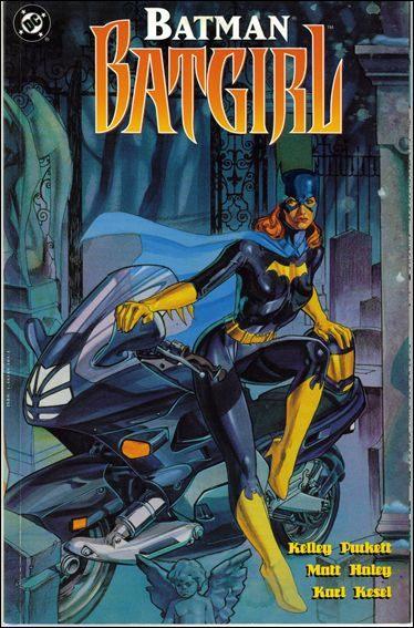 Couverture de Batman (One shots - Graphic novels) -OS- Batman: Batgirl