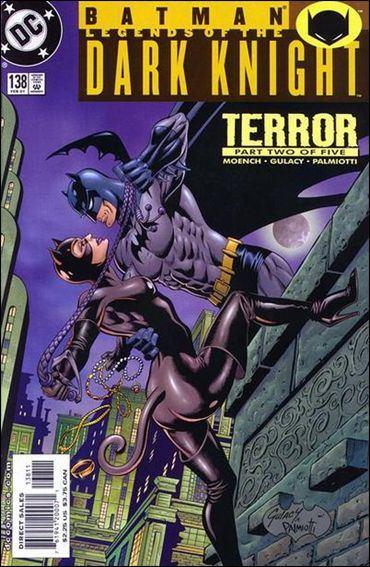 Couverture de Batman: Legends of the Dark Knight (1989) -138- Terror part 2 : strange scarecrow