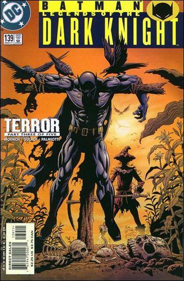 Couverture de Batman: Legends of the Dark Knight (1989) -139- Terror part 3 : greastest fear