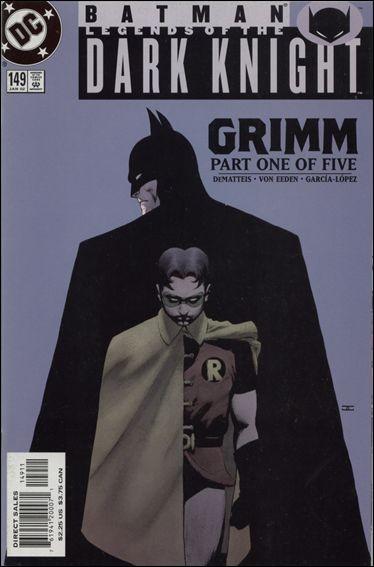 Couverture de Batman: Legends of the Dark Knight (1989) -149- Grimm part 1 : i encounter a strange girl