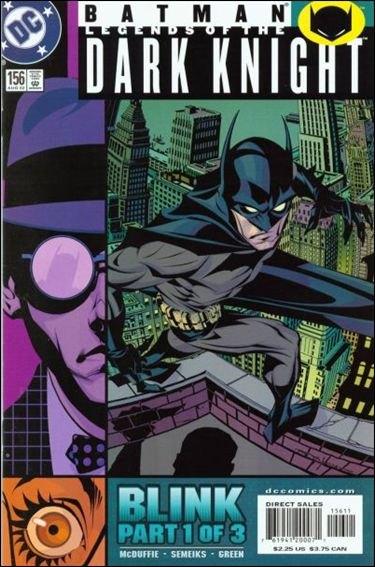Couverture de Batman: Legends of the Dark Knight (1989) -156- Blink part 1