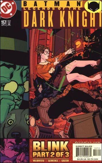 Couverture de Batman: Legends of the Dark Knight (1989) -157- Blink part 2