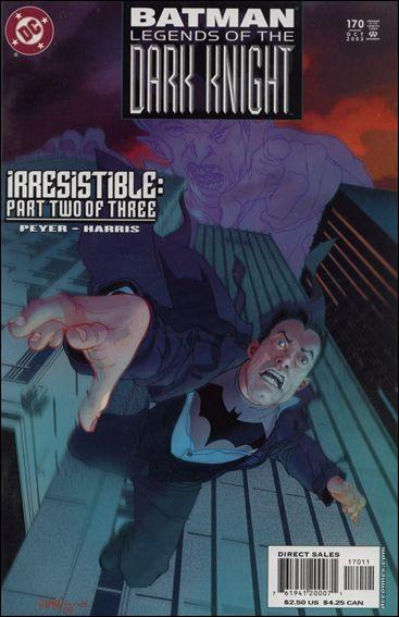 Couverture de Batman: Legends of the Dark Knight (1989) -170- Irresistible part 2