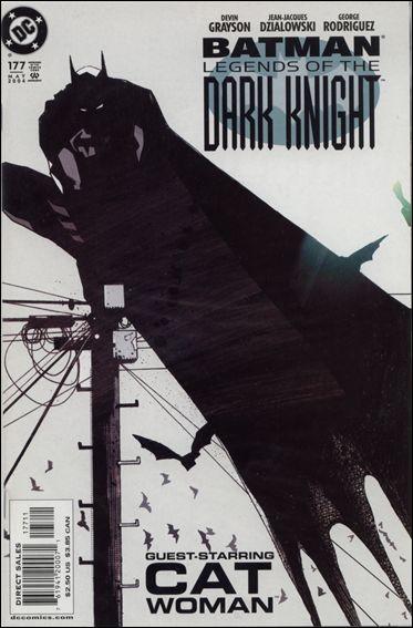 Couverture de Batman: Legends of the Dark Knight (1989) -177- Lost cargo part 1