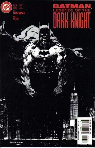 Couverture de Batman: Legends of the Dark Knight (1989) -179- Full circle