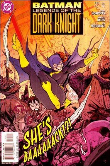 Couverture de Batman: Legends of the Dark Knight (1989) -181- The secret city part 2
