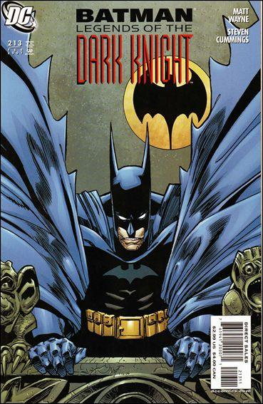 Couverture de Batman: Legends of the Dark Knight (1989) -213- Otaku