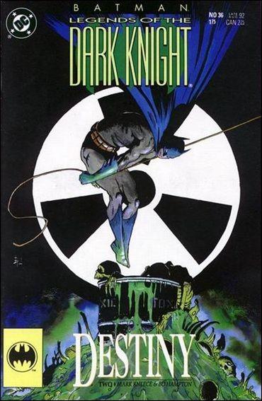 Couverture de Batman: Legends of the Dark Knight (1989) -36- Destiny part 2