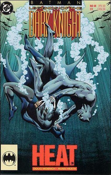 Couverture de Batman: Legends of the Dark Knight (1989) -48- Heat part 3