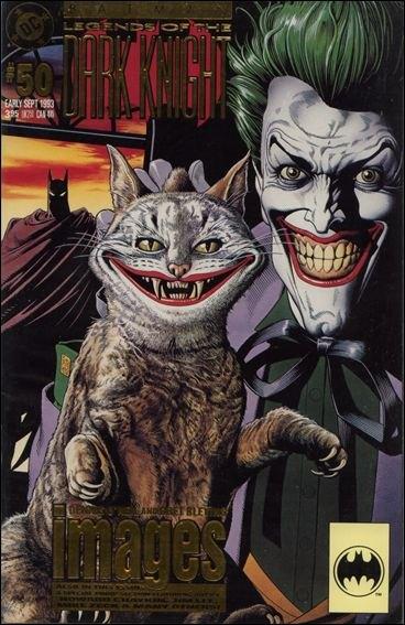 Couverture de Batman: Legends of the Dark Knight (1989) -50- Images