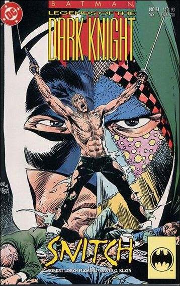 Couverture de Batman: Legends of the Dark Knight (1989) -51- Snitch
