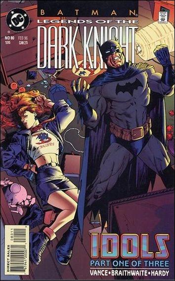 Couverture de Batman: Legends of the Dark Knight (1989) -80- Idols part 1
