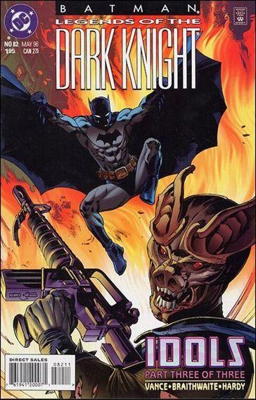 Couverture de Batman: Legends of the Dark Knight (1989) -82- Idols part 3
