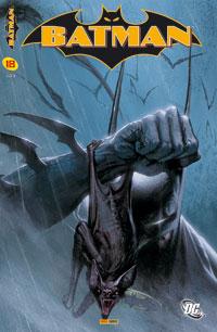 Couverture de Batman (Panini) -18- Percer la carapace