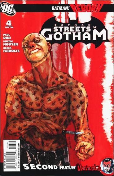 Couverture de Batman: Streets of Gotham (2009) -4- Business