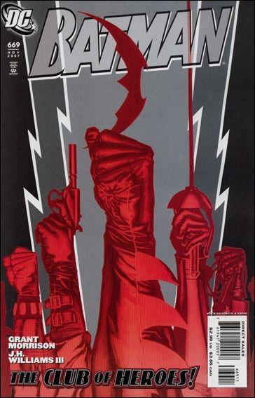Couverture de Batman Vol.1 (DC Comics - 1940) -669- The Dark Knight Must Die
