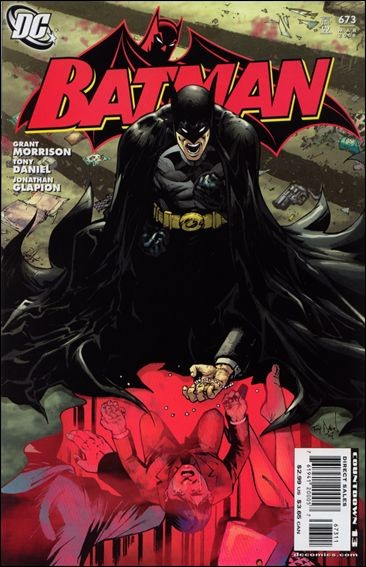 Couverture de Batman (1940) -673- Joe Chill in Hell