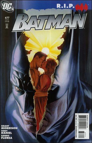 Couverture de Batman Vol.1 (DC Comics - 1940) -677- Batman R.I.P., part 2: Batman in the Underworld