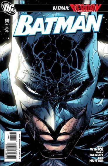 Couverture de Batman Vol.1 (DC Comics - 1940) -688- Long Shadows, Part One: Old Sins Cast Long Shadows