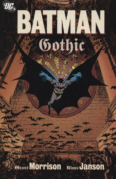 Couverture de Batman: Legends of the Dark Knight (1989) -INT- Batman gothic